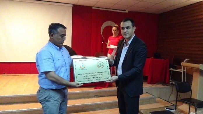 Aksaray'da Beyaz Bayrak Sertifika Töreni Yapıldı