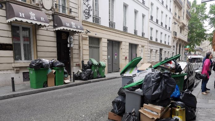 Paris'in itibarını kurtarmak için harekete geçtiler