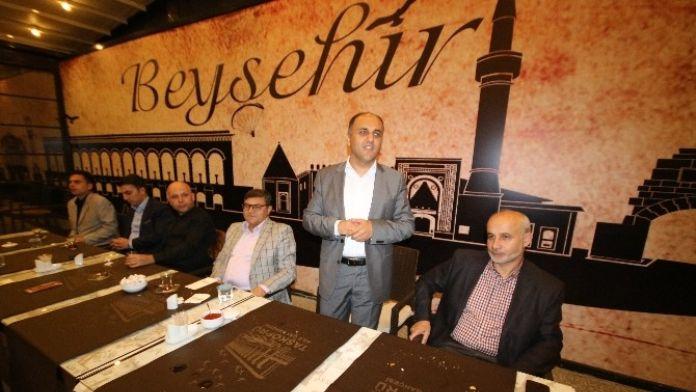 Beyşehir Belediyesi'nden İftar Yemeği