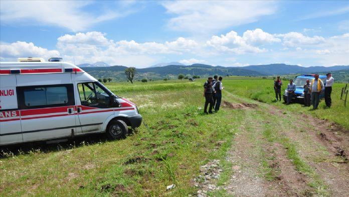 Kastamonu'da hayvan otlatma kavgası: 1 ölü, 1 yaralı