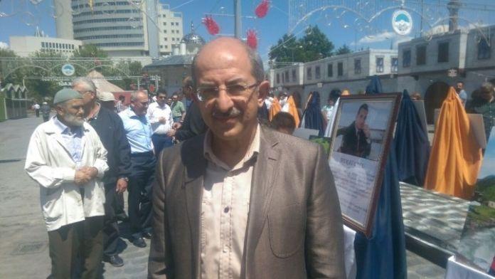 Tekden Koleji Öğrencileri Murat Uslu'yu Unutmadı
