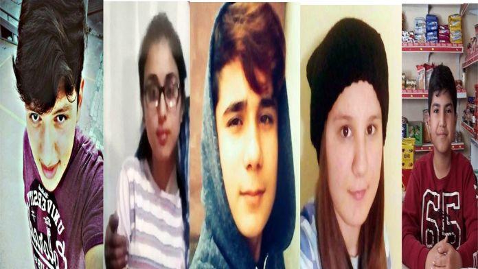 İstanbul'da 6 çocuk kayboldu