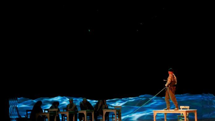 'Deniz Küstü'nün dünya prömiyeri yapıldı