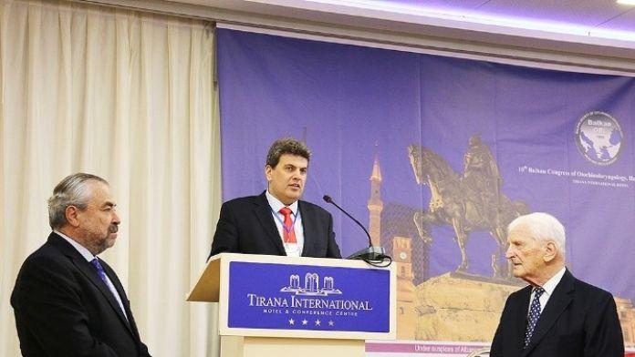 10. Balkan Kulak Burun Boğaz Ve Baş-boyun Cerrahisi Kongresi