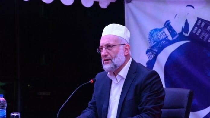 Mustafa Aydın: 'Orucun Evveli İnfak Son Kısmı İffettir'