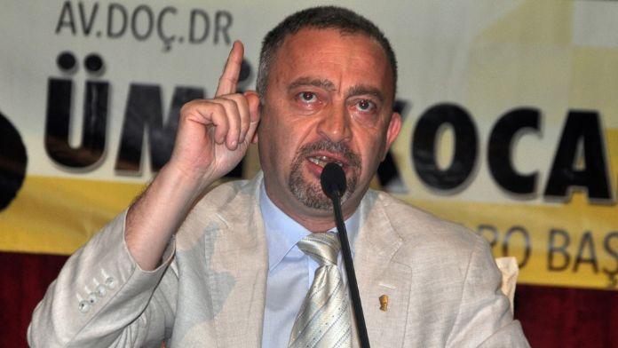 İstanbul Barosu Başkanı Kocasakal'dan HDP'ye sert eleştiri