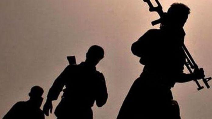 Kars'ta askeri lojmanlara saldırı