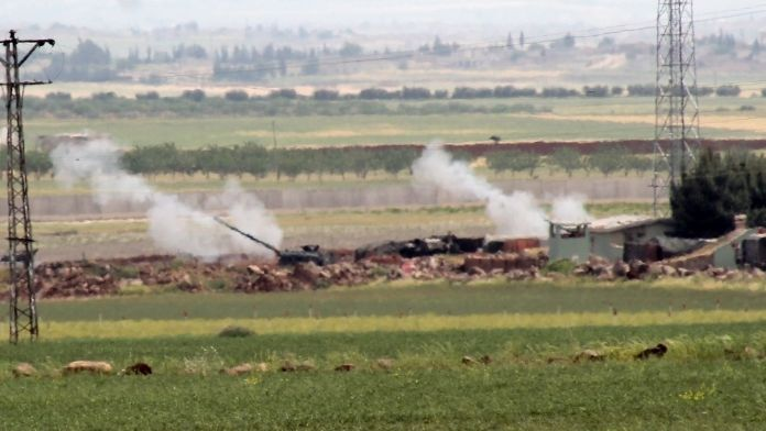 DEAŞ hedefleri vuruldu: 8 terörist etkisiz hale getirildi