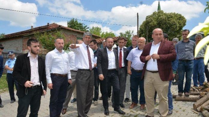 Başkan Doğan'ın Köy Gezileri Sürüyor