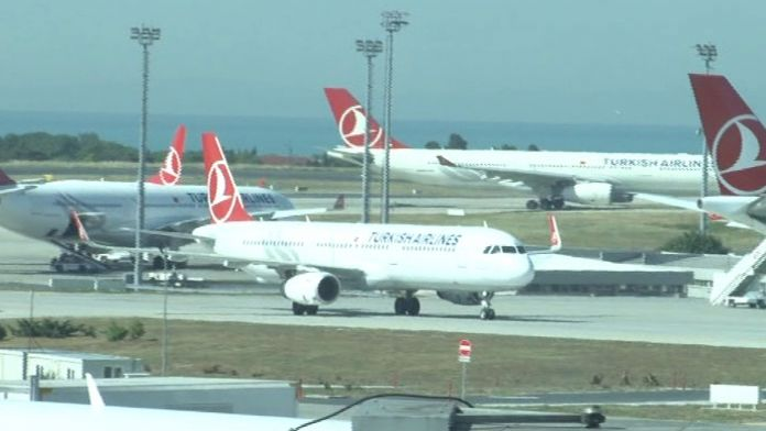 Atatürk Havalimanı'nda radar krizi