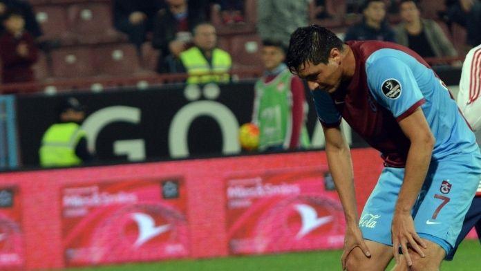 Trabzonspor'da yabancı şansızlığı