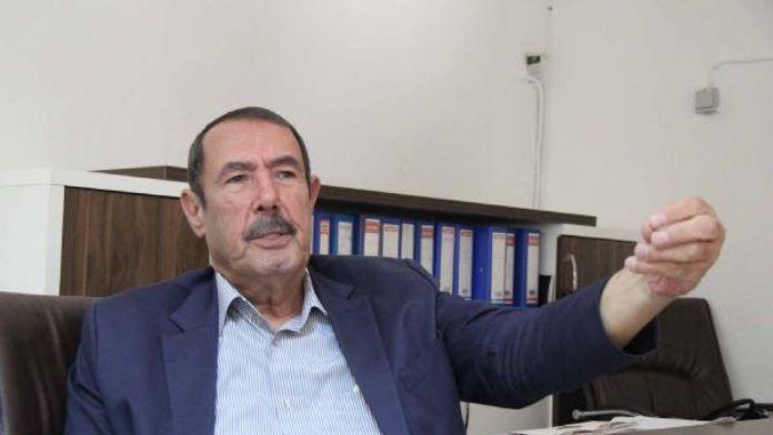 Şanlıurfa eski belediye başkanı Yazar, hayatını kaybetti