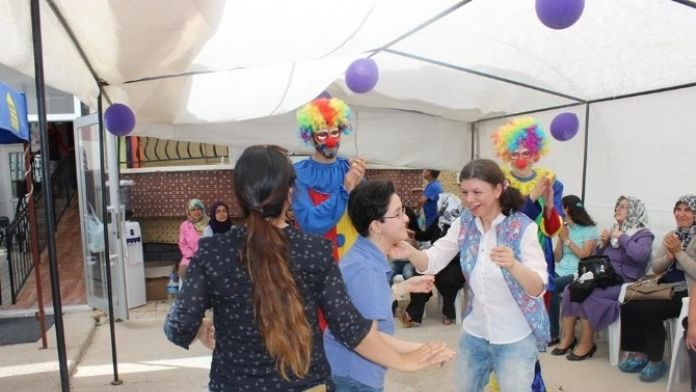 Gençlik Merkezinden Rehabilitasyon Merkezine Ziyaret