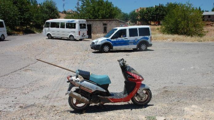 Sahibi Belirlenemeyen Motosiklet Otoparka Çekildi