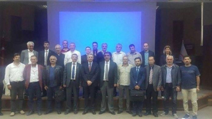 Esabder Amatör Amaçlı Su Ürünleri Avcılığının Toplantısına Katıldı