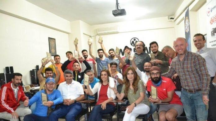 Fotokamp Ekibi Değerlendirme Toplantısı Yaptı