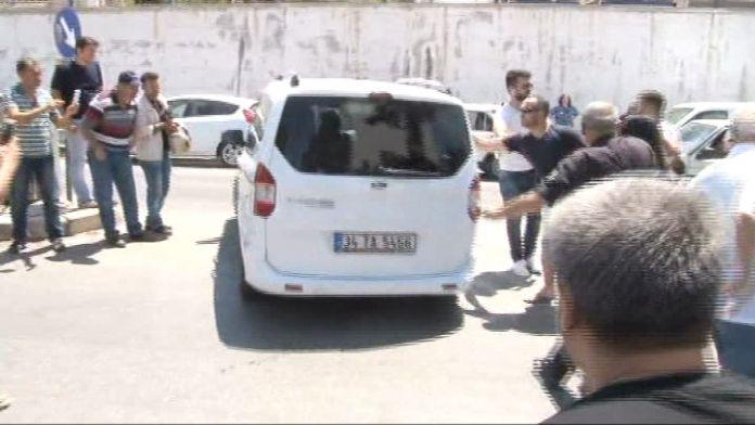 Atalay Filiz İstanbul'a gönderildi