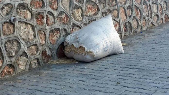 Adıyaman'da Şüpheli Torba Polisi Alarma Geçirdi