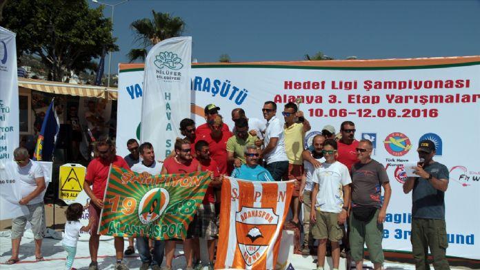 Yamaç Paraşütü Hedef Ligi Şampiyonası