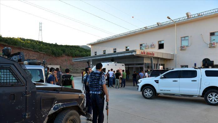 Tunceli'de Mayın Patladı 1 Şahıs Yaralandı