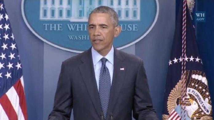 Obama, Önemli Açıklamada Bulundu