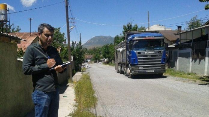Tatvan'da Yardım Kömürü Dağıtımlarına Başlandı