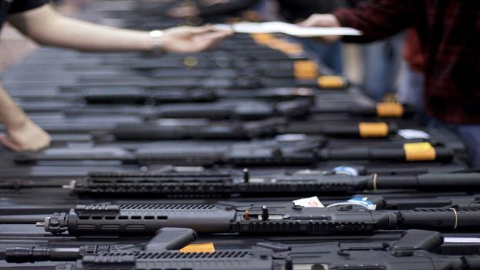 Almanya silah satışında dünya üçüncüsü