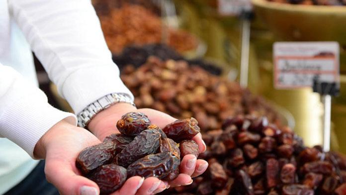 Tarihi çarşılarda ramazan bereketi
