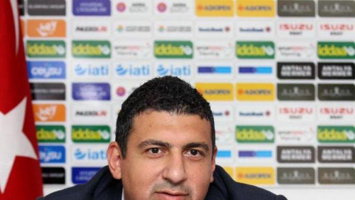 Antalyaspor başkan adayı Öztürk: Sağlam ile görüşmedik