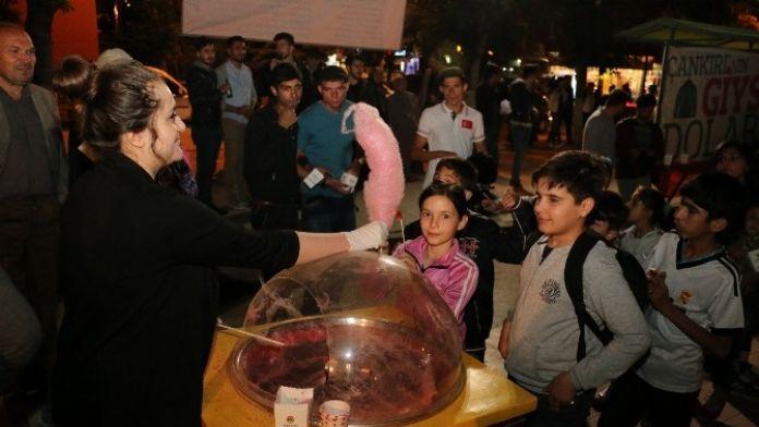 Çankırı'da Geleneksel Ramazan Eğlenceleri