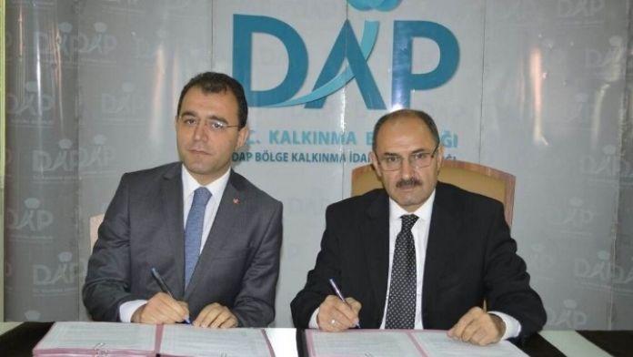 DAP'dan Kars'a Destek