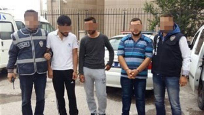 Elektrikli Bisiklet Ve İşyeri Hırsızları Yakalandı