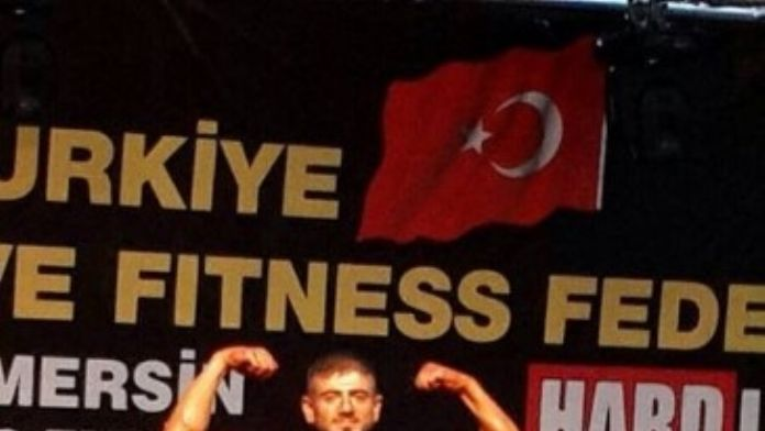 Mustafa Başdaş Vücut Geliştirme Şampiyonasına Hazırlanıyor