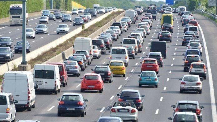 Zonguldak'ta 140 Bin 564 Kayıtlı Araç Var