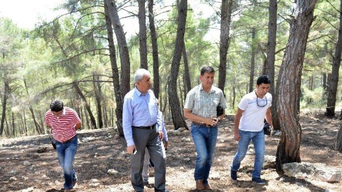 Kumluca'da Piknik Alanlarında Ateş Yakmak Yasaklandı