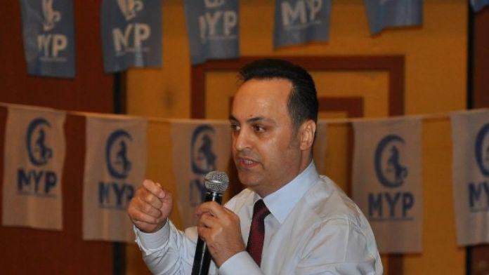 Muhafazakar Yükseliş Parti Lideri Yılmaz Bahçeli'ye Seslendi