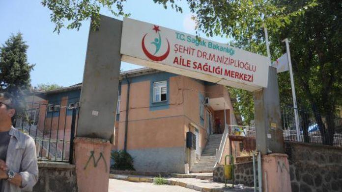 Gaziantep'te aile sağlık merkezinin bilgisayarları çalındı