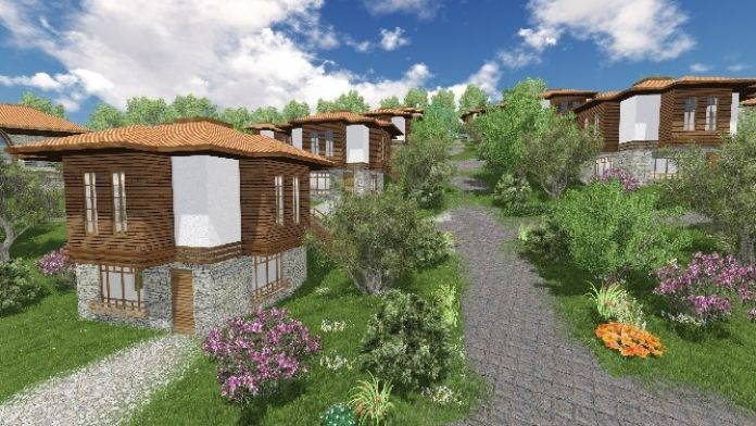 Çambaşı'na Tatil Köyü Yapılıyor