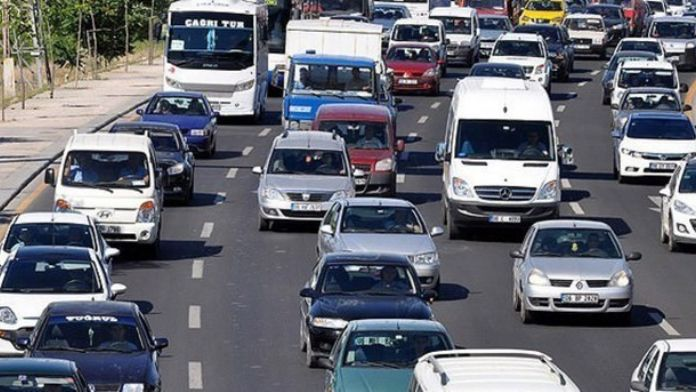 Malatya'da Araç Sayısı 148 Bin 433'e Ulaştı