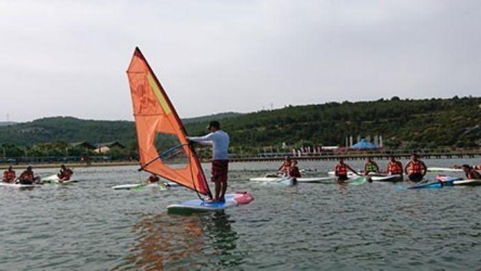 Besyo Su Sporları Kampı Başarılı Bir Şekilde Gerçekleştirildi