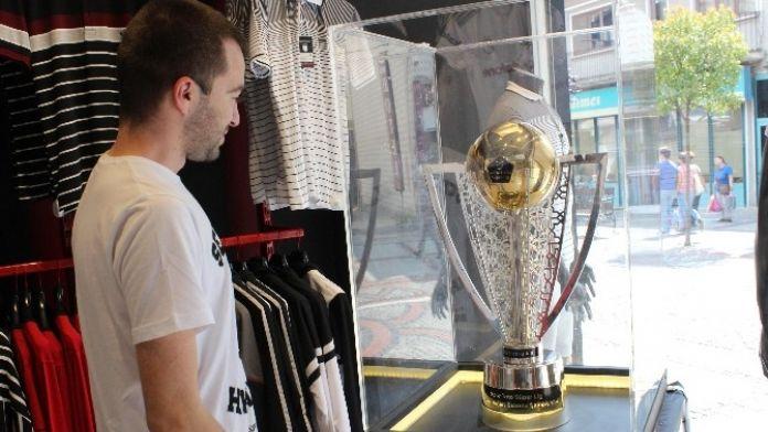 Şampiyonluk Kupası Edirne'de