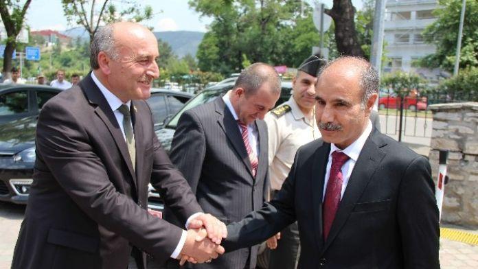 Karabük'ün Yeni Valisi Görevine Başladı
