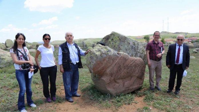 Yozgat'ta Hititlerin Heykel Atölyesi Açık Hava Müzesine Dönüştürülecek
