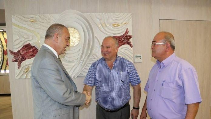 Başkan Ergün'den Sarıpınar'a Müjde