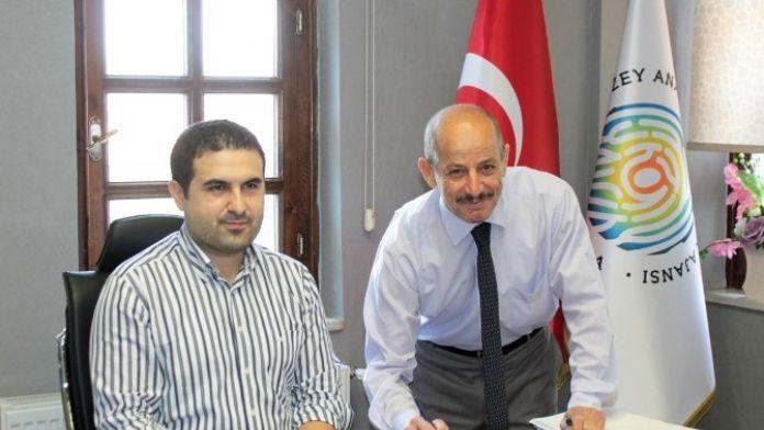 Çankırı'da Seçilmiş Turizm Zenginliklerinin Tanıtım Projesi'nin Doğrudan Faaliyet Desteği Sözleşmesi İmzalandı
