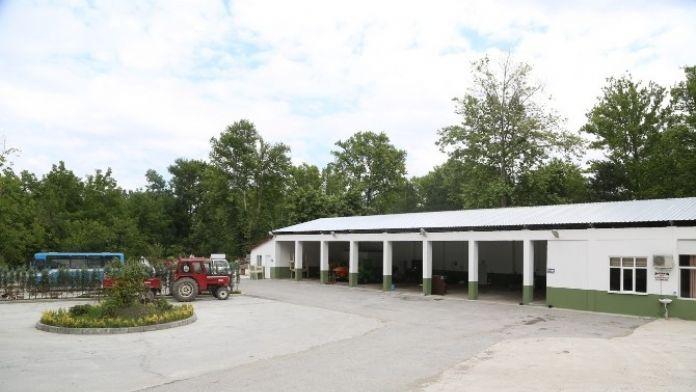 Eski Garaj Park Ve Bahçeler Müdürlüğü Tarafından Kullanılacak