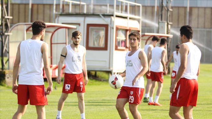 Samsunspor yeni sezon hazırlıklarına başladı