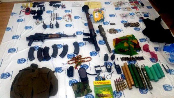Van'da çatışma; 3'ü ölü, toplam 4 PKK ele geçirildi (2)