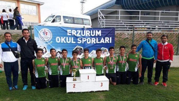Okullararası Yıldızlar Atletizm Türkiye Şampiyonası