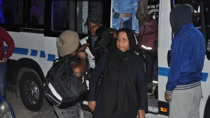 Çanakkale'de 46 yabancı uyruklu yakalandı